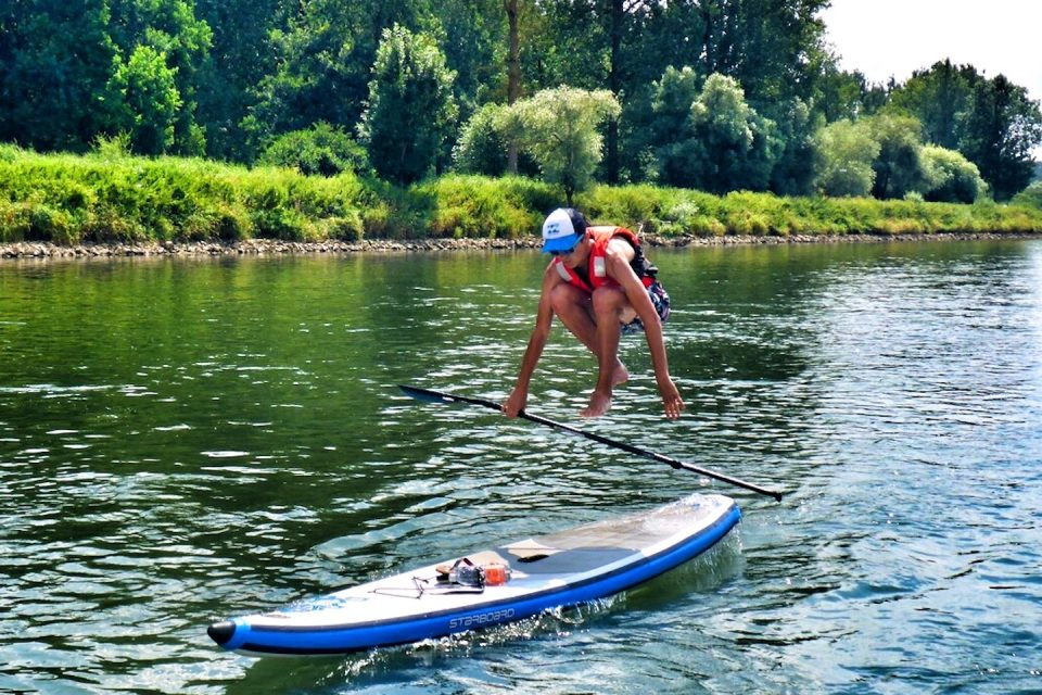 Stand Up Paddling 2018